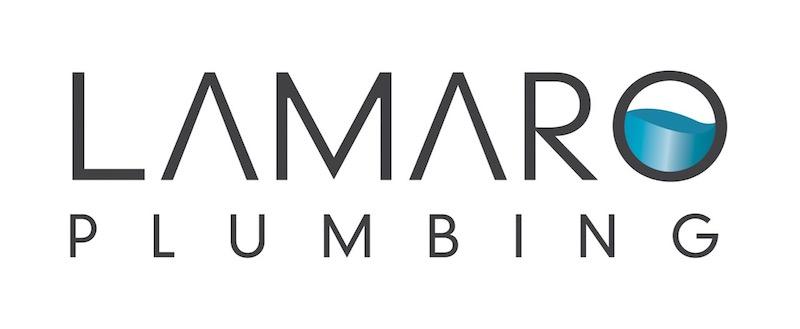 Lamaro Plumbing Retina Logo