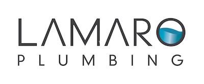Lamaro Plumbing Logo